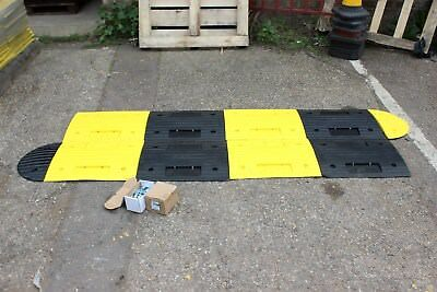 SR30 30mm 20-30mph 1*4.5m Speed Bump Kit with Fixings