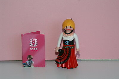 Playmobil 5599 Figures Girls Serie 9 Flamenco Tänzerin