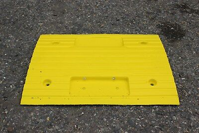 SR30 30mm 20-30mph 1*Yellow Mid-Section with Fixings