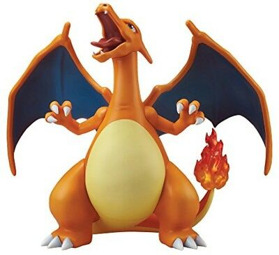 Neo Pocket Monster Charizard 300mm Made In Painted Completed Figure JAPAN F/S