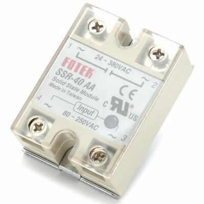 Continental Industries S505-OSJ210-000 Solid State Relay