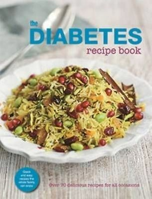 The Diabetes Recipe Book  -  Over 70 Delicious Recipes    * Post Free