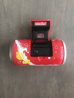 Rare Vintage Lemon Cola 35Mm Soda Can Camera - Look !