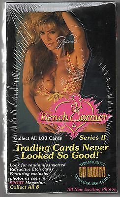 1994 Benchwarmer Series Two II  Sealed Box 10