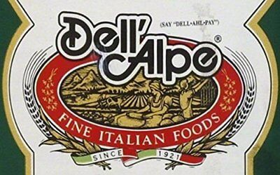 Dell' Alpe Marinated Roasted Red Peppers 12-Ounce