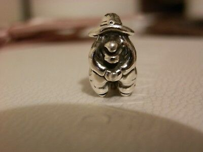 Bn Genuine Pandora Rare Retired Witch Charm-790544
