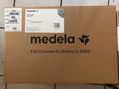 Medela Freestyle Double Electric Breast Pump Deluxe Set 67060