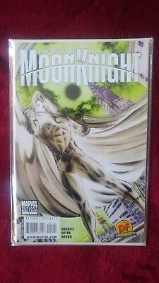 Vengeance Of The Moon Knight 1 Alex Ross Negative 1/699 Variant W/ Coa