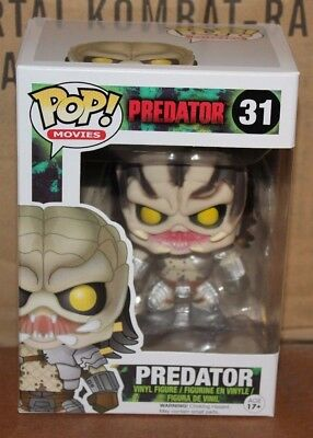 Funko POP Movies Predator!!! Vaulted!!!