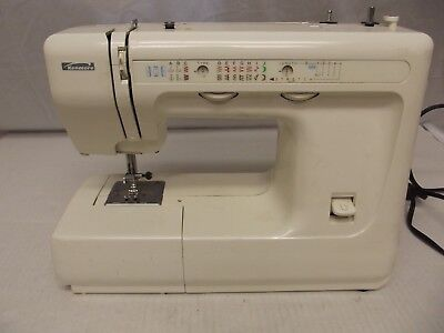 KENMORE SEWING MACHINE W Pedal Model 40 4040 4040 Inspiration How To Thread Kenmore Sewing Machine 385