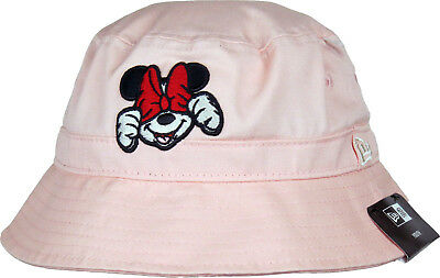 Minnie Mouse New Era Disney Expression Girls Pink Bucket Hat (Ages 0 - 10  years b6760a8f2f9b