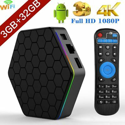T95Z Plus Android 7.1.2 TV box 3GB RAM 32GB ROM Octa-core