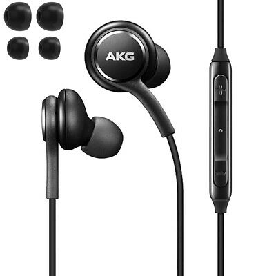 New OEM Earphone Headset Earbuds Mic For Samsung Galaxy Note 5 S8 S8+ & S8 Plus