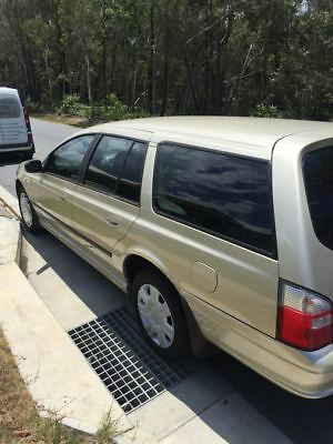 Ford Falcon Station Wagon, 7 Seater, Factory Fitted LPG