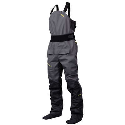 NRS Sidewinder Dry Bibs (New) Dry Pants for Kayaking, Rafting, Fishing, Boating