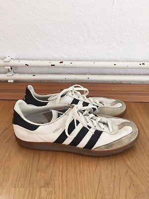 DDR Adidas Vintage Universal Turnschuhe Made in West Germany - EUR 38, UK 5