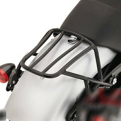 Solo Seat Luggage Rack for Harley Sportster XL883 XL1200 Iron 883 48 72 2004 -17
