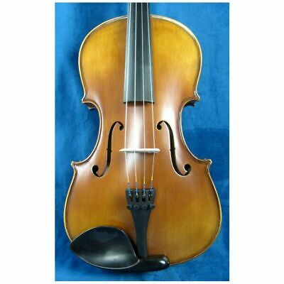 "Sandner SA-4 15"" Viola Outfit with Case and Bow Helicore Strings Aubert Bridge"