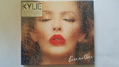 Kylie Minogue - Kiss me Once (CD/DVD set)  NEW AND SEALED