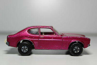 Matchbox - Ford Capri - No. 54