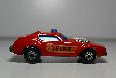 Matchbox - Fire Chief - No. 64