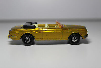 Matchbox - Rolls Royce Silver Shadow Coupe - No. 69