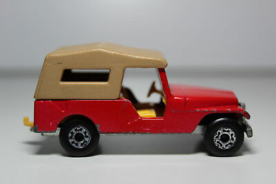 Matchbox - CJ6 Jeep - No. 53