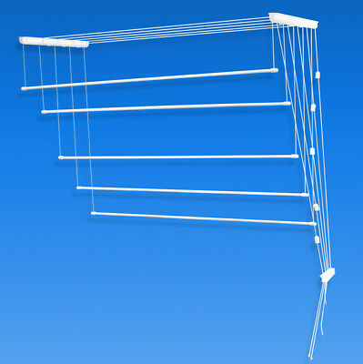 Drying clothes Ceiling 5 rods of metal from the manufacturer 100% Guarantee !!!