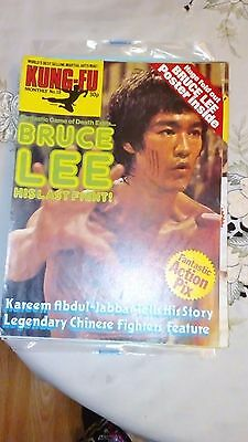 Kung fu monthly poster magazine no 56 excellent condition bruce kung fu monthly poster magazine no 18 excellent condition bruce lee kfm altavistaventures Choice Image