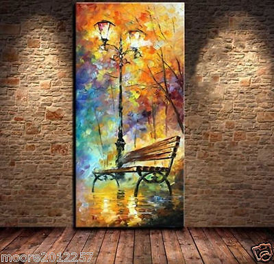 Modern Large Canvas No framed Hand painted Abstract Oil Paintings Wall Art Decor