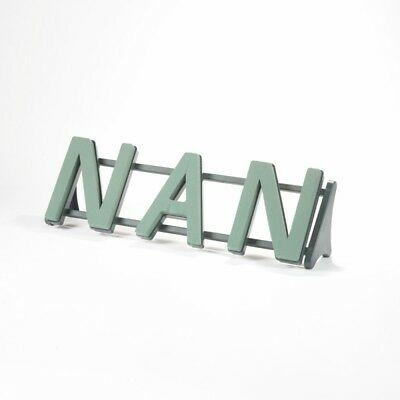 NAN Floral Oasis Foam Funeral Tribute Frame Comes with Stand