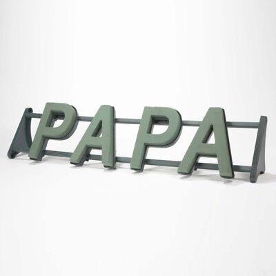 PAPA Floral Oasis Foam Funeral Tribute Frame Comes with Stand