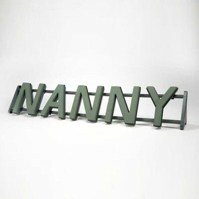 NANNY Floral Oasis Foam Funeral Tribute Frame Comes with Stand