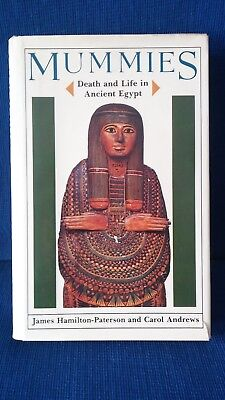 Mummies Death And Life In Ancient Egypt