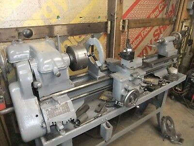 ATLAS CLAUSING LATHE STEADY REST 100 MK3 4800 5900 Custom Built 12