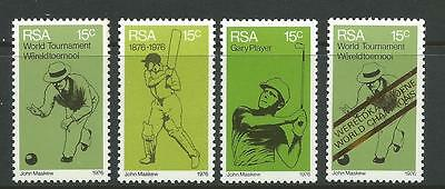 1976 Sporting Events Complete MUH/MNH as Issued