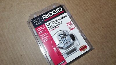 "NEW Ridgid 32975 No. 103 1/2"" Close Quarters Tubing Cutter 1/8""-5/8"" (3-16mm)"