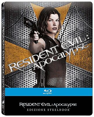 Resident Evil - Apocalypse (Limited Steelbook) (Blu-Ray) Sony Pictures