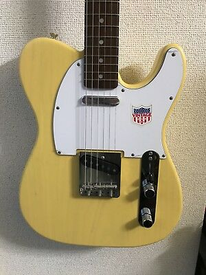 Fender Telecaster Jeff Beck MIJ Japan Unmarked TL-68 *Rare