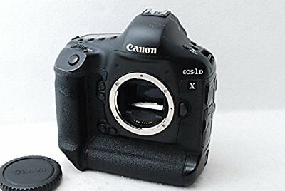Canon EOS 1D X 18.1MP Digital SLR Camera Black Body Great from Japan F/S