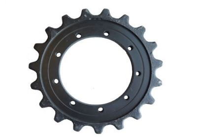 Antriebsrad Sprocket Radbagger Jcb 8020 332 / R9673 (Part No. 332/r9673)