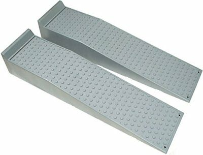 Large Heavy Duty Truck and Car Drive Up Wheel Ramps - 10 Tons - Professional ...