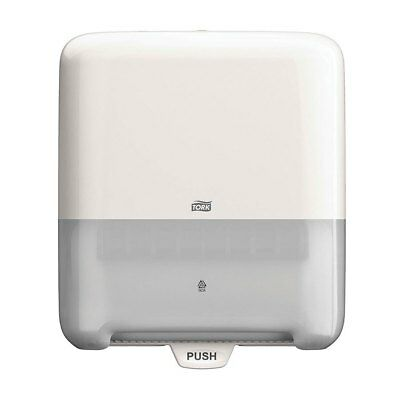 NEW Tork Matic SCA Elevation H1 551000 Hand Towel Dispenser White FREE SHIPPING