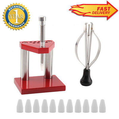 Watch Repair Tools Hand Remover Plunger Puller Presto Press Set Link Fitting Kit
