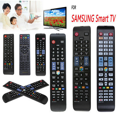 Replacement Universal Remote Control for Samsung 3D LED LCD Smart TV Series