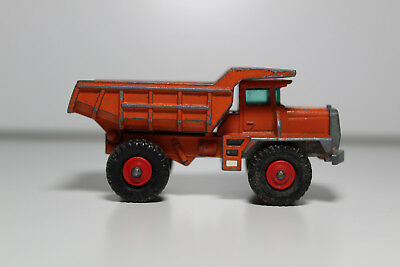 Matchbox - Mack Dump Truck - No 28