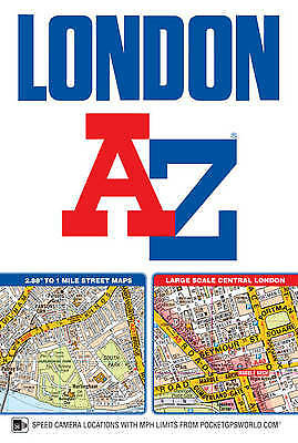 London Street Atlas - 9781782571322
