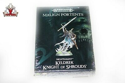 Warhammer Vampire Counts Keldrek Knight of Shrouds New