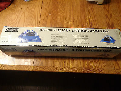 Exposure Prospector 3 Person Tent