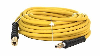 """Schieffer 4000 PSI 3/8"""" x 100' Pressure Washer Hose & Animal Fat Resistant Cover"""